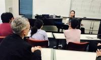 Classical Accordion presentation in Manhattan School of Music by Hanzhi Wang